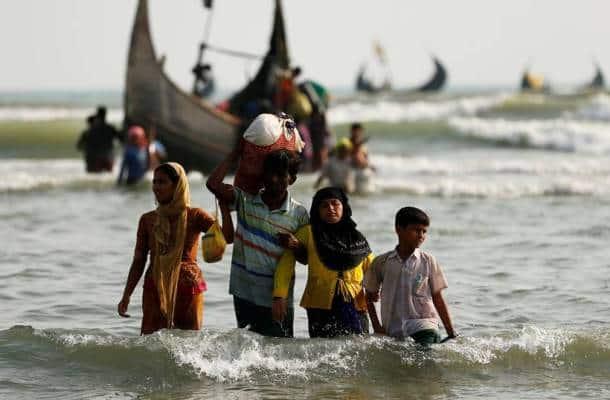 Rohingya muslims, myanmar, rakhine state, bangladesh, rohingya refugee pics, rohingya images, rohingya photos, latest photos from rohingya, rakhine conflict, rohingya muslim photo, myanmar genocide photos, indian express