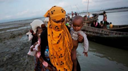 Rohingya lawyer urges UN to refer Myanmar to ICC forcrimes