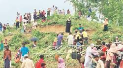 rohingya, myanmar, rohingya refugees, bangladesh, rakhine violence, buddhists and rohingya, indian express news, world news