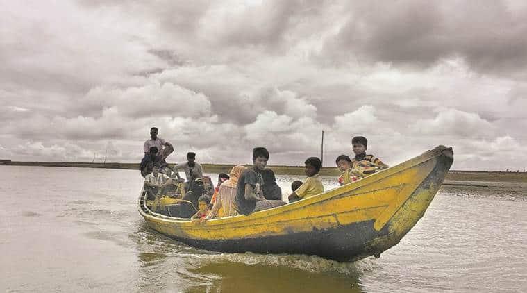 Myanmar, Rohingya crises, Rohingya refugees, Rakhine state, Myanmar communal violence, Myanmar Hindu Muslim divide, Indian Express