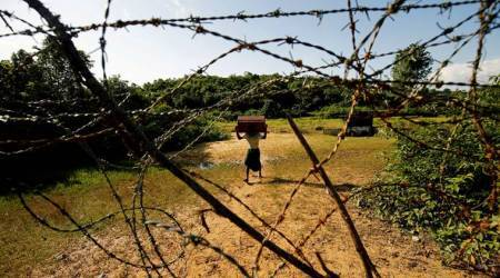 Fewer cases of infiltration on Bangladesh border