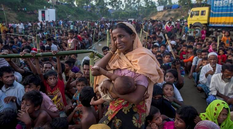 united nations news, myanmar news, world news, indian express news