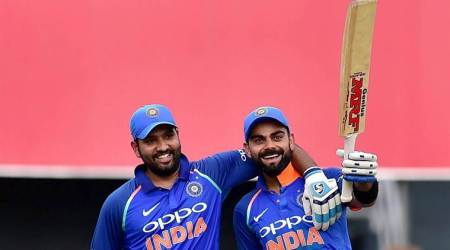 India vs Sri Lanka: Virat Kohli, Rohit Sharma to fore, India win ODI number four