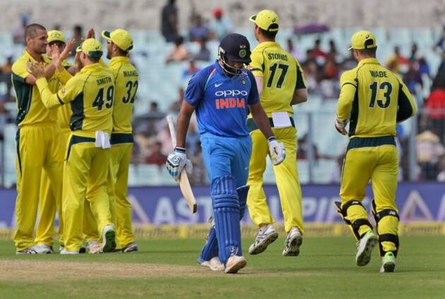 india vs australia, ind vs aus, kuldeep yadav hat-trick, india vs australia kolkata,