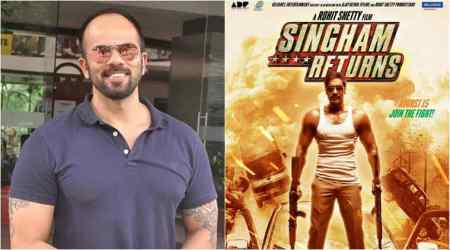 Rohit Shetty: Singham franchise copyrights are with us