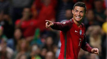 Goals of the week: Cristiano Ronaldo's bicycle kick tops the list
