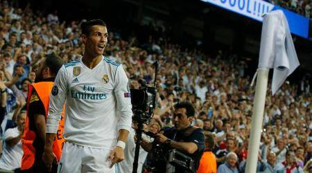 Champions League: Cristiano Ronaldo could have scored four against APOEL, says Zinedine Zidane
