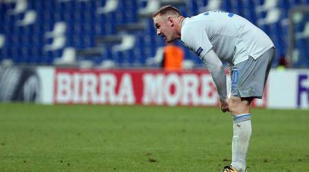 With Everton wobbling, Wayne Rooney set for tough return to Manchester United