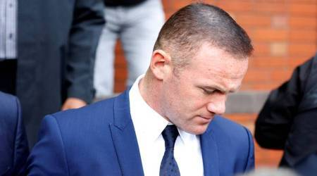 Wayne Rooney fined two weeks wages by Everton for drunk-driving