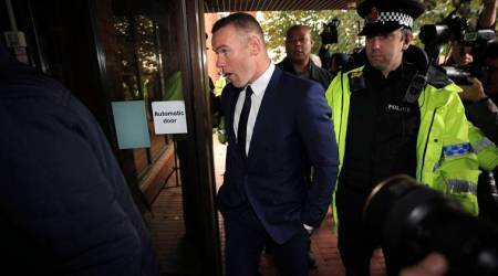 Wayne Rooney pleads guilty to drunk driving, handed two-year driving ban