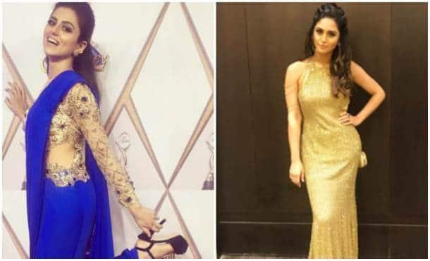 Rridhi Dogra, Krystle D'souza, Zee Rishtey Awards 2017, Zee Rishtey Awards 2017 photo