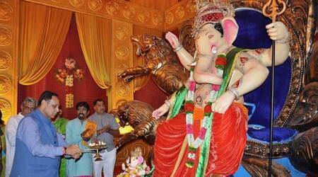 Ganesh festival fosters spirit of brotherhood: Vijay Rupani