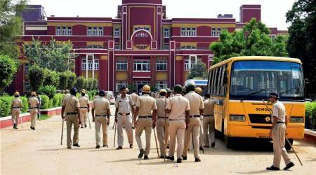 Delhi govt impounds 10 Ryan International school buses