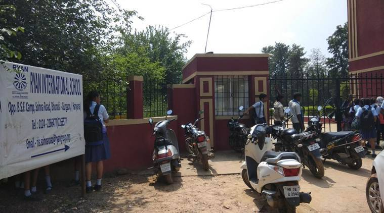 gurugram, gurgaon, gurugram school, gurgaon school, gurgaon school death, gurugram school death, Ryan International School, Ryan International School death, gurgaon, india news, indian express news