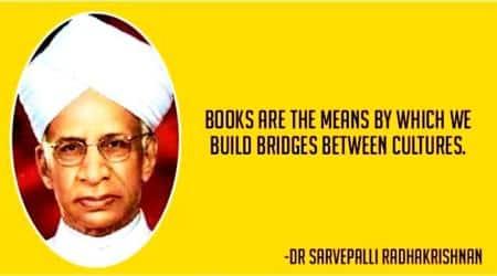 Teacher's Day 2017: Tweeple honour Dr Sarvepalli Radhakrishnan with heartfeltmessages