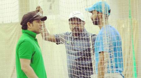 Ajinkya Rahane thanks Sachin Tendulkar for helpful tips in net session