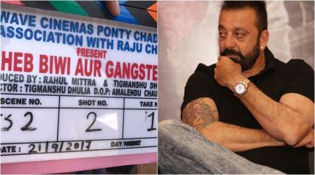 Saheb Biwi Aur Gangster 3 shoot begins today, see photos