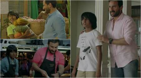 Watch Chef song Banjaara: Raghu Dixit and Vishal Dadlani give a folk feel to this Saif Ali Khan track