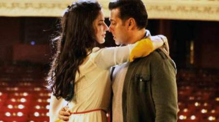 Tiger Zinda Hai: Katrina Kaif is capturing the sunset but Salman Khan is mesmerised by her beauty