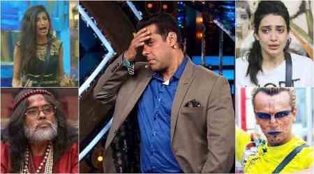 Bigg Boss: Before season 11 begins, here is a list of contestants who locked horns with Salman Khan