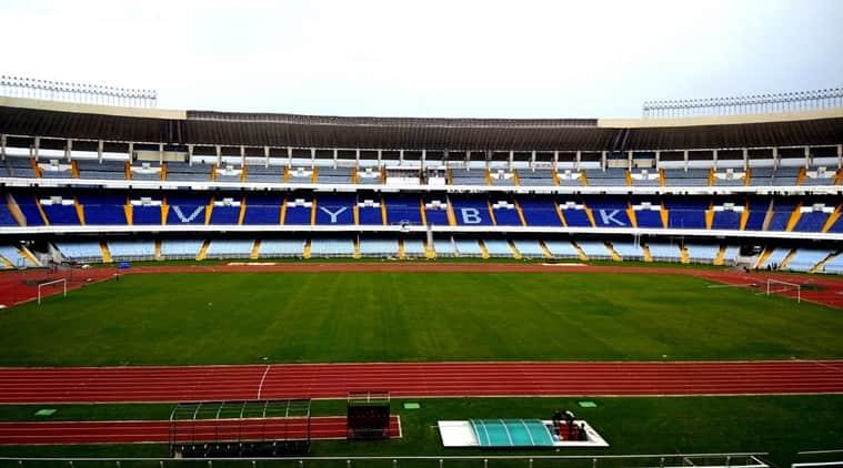 FIFA U-17 World CUp, U-17 World Cup, Salt Lake Stadium, U-17 World Cup venues, Football news, Indian Express