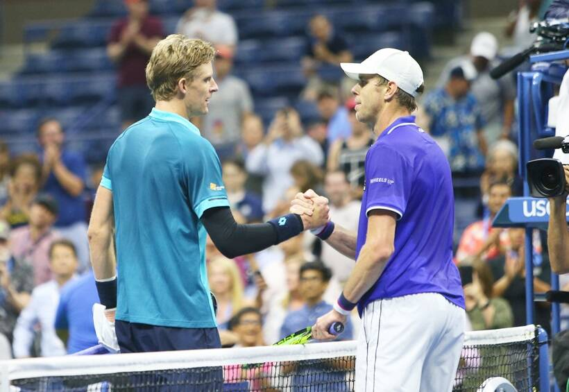 Kevin Anderson US Open 2017 US Open semifinal Kevin Anderson