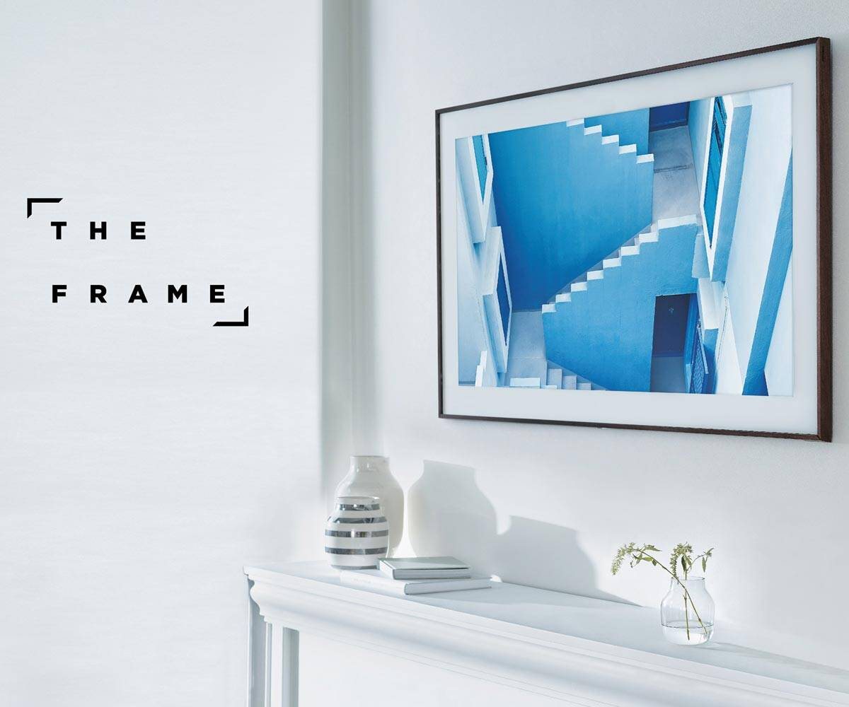Samsung's The Frame television set: price, features, specifications