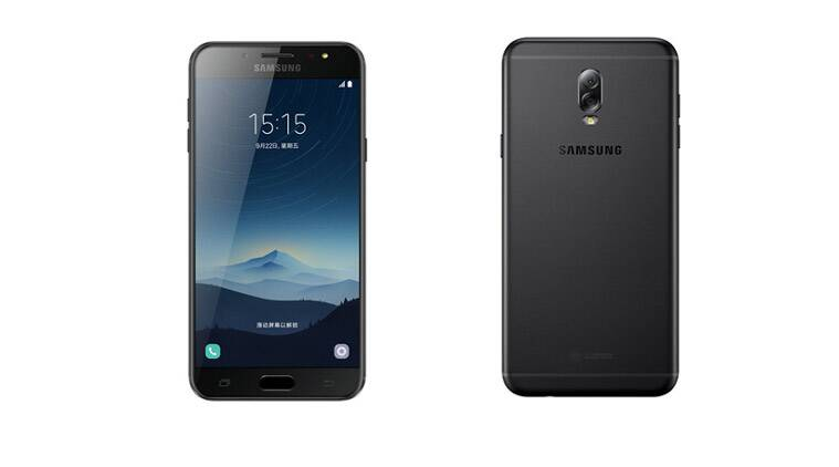 Samsung Galaxy C8 with dual cameras: Specifications, price ...