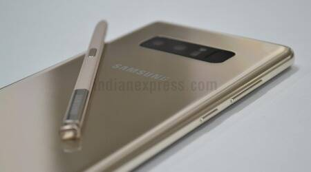 Samsung Galaxy Note 8 pre-orders open on Amazon India: Price, delivery date, etc