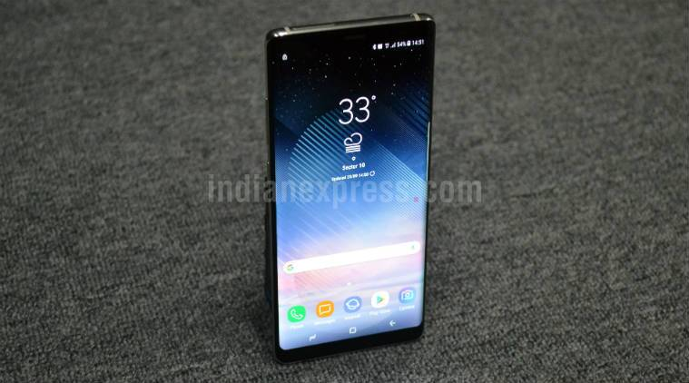 Samsung, Samsung Galaxy Note 8, Galaxy Note 8 review, Samsung Galaxy Note 8 review, Galaxy Note 8 vs iPhone 8, Galaxy Note 8 specifications, Galaxy Note 8 price in India, Galaxy Note 8 offers, Galaxy Note 8 discounts