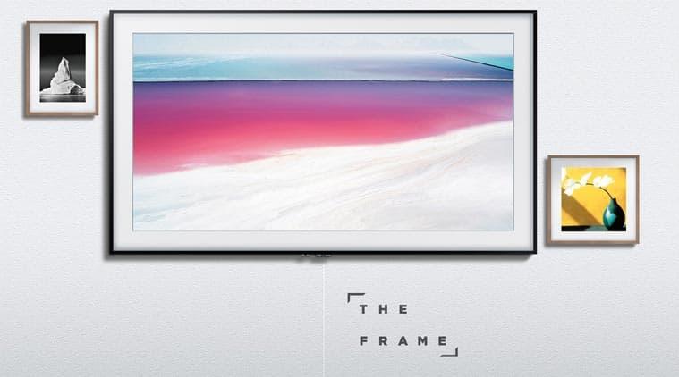 Samsung, Samsung The Frame TV, Samsung art tv, Samsung 4K Tv, Samsung 4K TV price, Samsung The Frame price in India, Samsung The Frame price, Samsung television sets