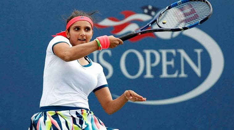 sania mirza, rohan bopanna, us open 2017, us open indians, india tennis, tennis news, sports news, indian express