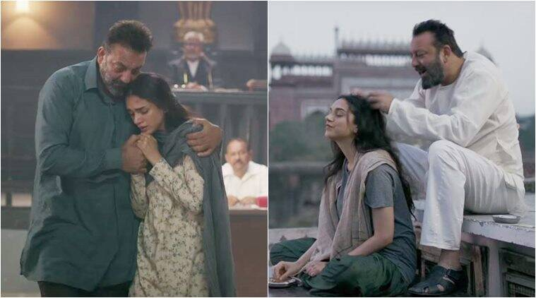 Image result for Bhoomi first dialogue promo released