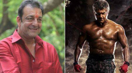 Bhoomi actor Sanjay Dutt is in awe of Ajith starrer Vivegam