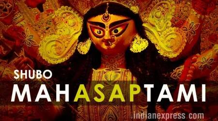 Happy Maha Saptami 2017: SMS, WhatsApp messages, Facebook status, greetings, images and HD Wallpapers to wish your loved ones