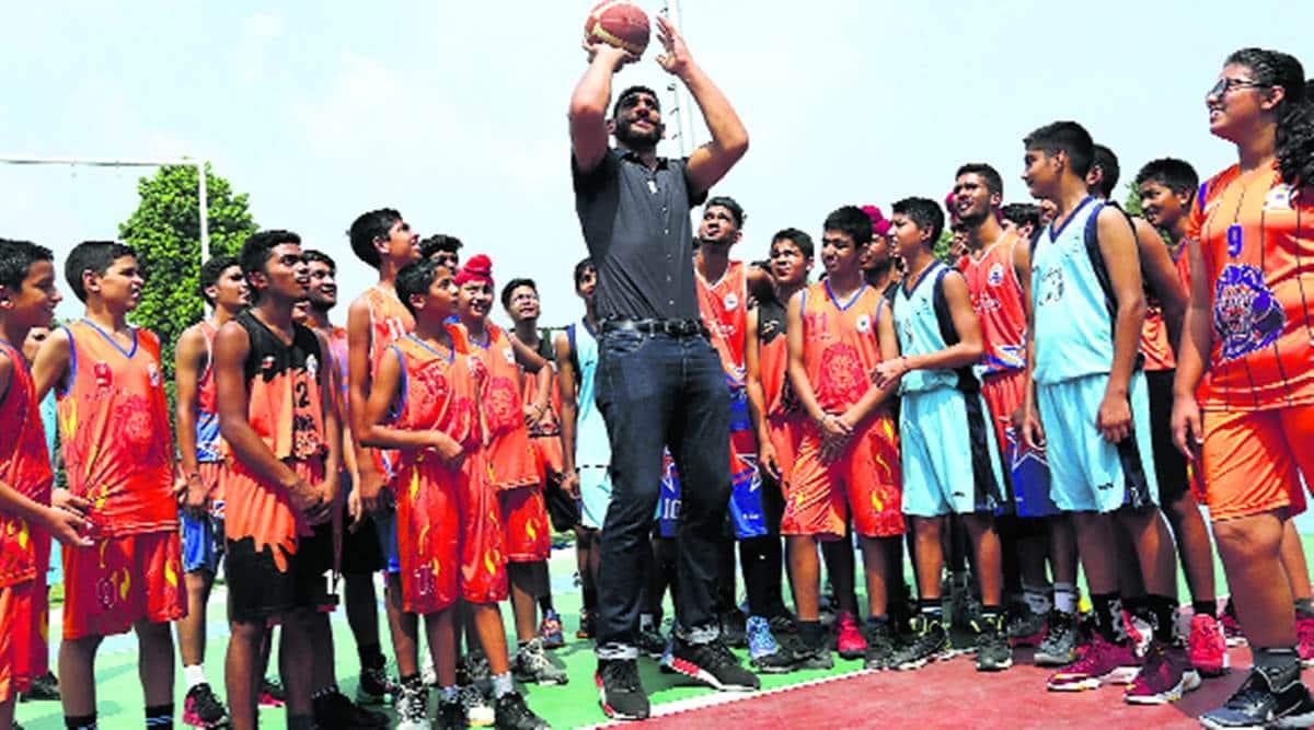Satnam Singh Bhamara, Satnam Singh Bhamara India, G League, Texas Legends, sports news, basketball, Indian Express