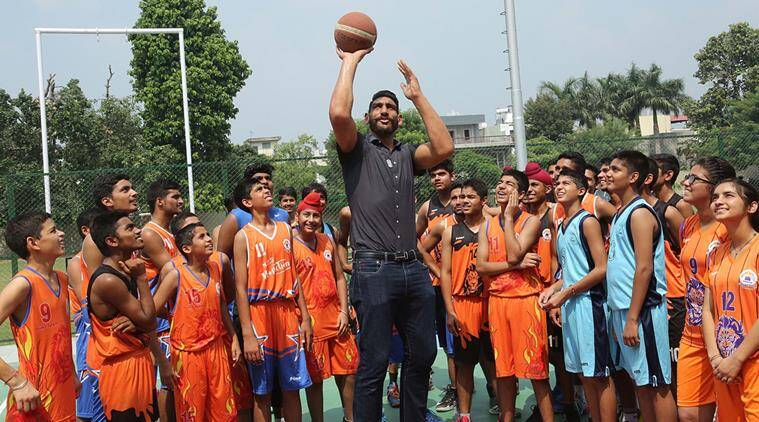 1fb62e344 Indian basketball star Satnam Singh Bhamara signed to play in NBL Canada