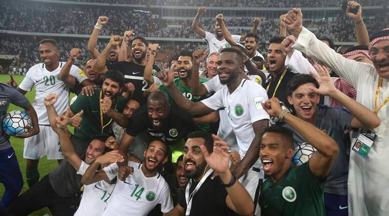 South Korea, Saudis into World Cup; Australia to face Syria