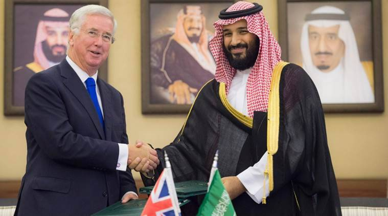 Saudi Arabia, britain, defence agreements, saudi crown prince, gulf nations, tension in the gulf, world news,