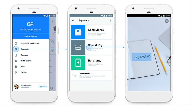 Truecaller adds Number scanner, Fast Track Numbers to its Android