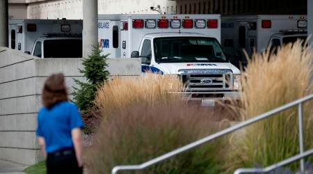 Washington school shooting: Student killed confronting shooter at Spokane high school
