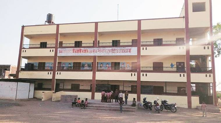 Marathwada school, Marathwada nomadic tribes school, Marathwada school renovate, Marathwada school renovation, pune school renovation, pune nomadic tribe school, pune school renovation increase attendance, indian express news