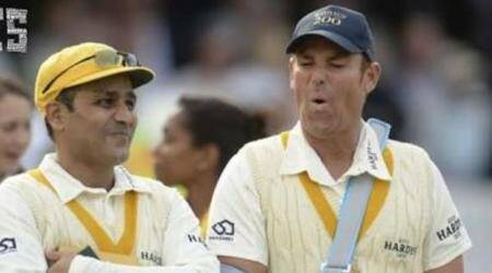 Virender Sehwag at his witty best in wishing Shane Warne
