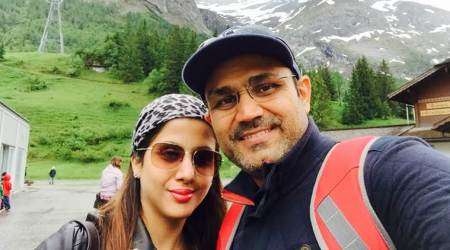 Virender Sehwag shares unique message about 'love and life' on Twitter