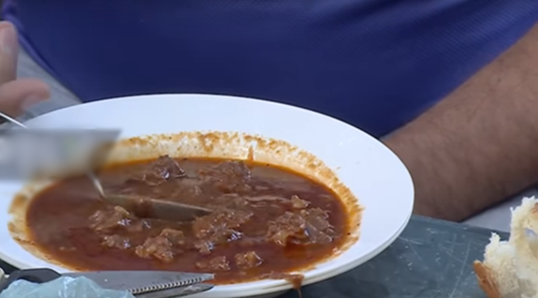 weird food trends, weird food cultures, world testicle cooking competition