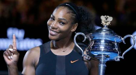 Serena Williams shares first picture of newborn daughter, see pic