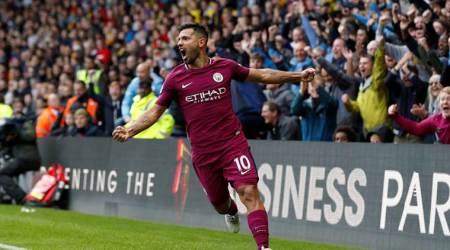 Sergio Aguero hat-trick a timely reminder of his class