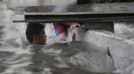 Two die in landslides after Philippines hit with heavy rains