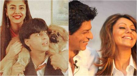 Gauri Khan has brought Throwback Thursday early with this Shah Rukh Khan photo