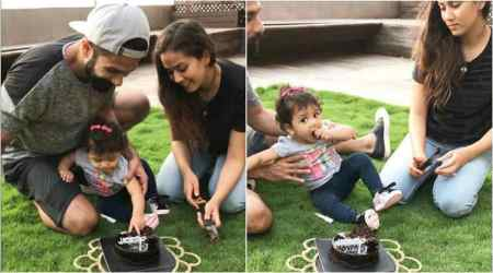 Photos: Shahid Kapoor, Misha spend some quality time with Mira Rajput on her birthday